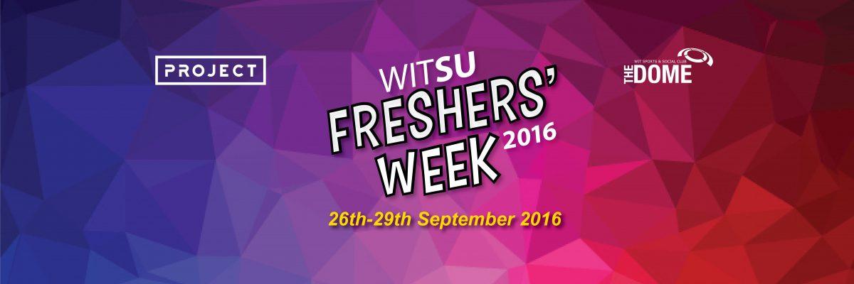 WITSU Freshers' Week